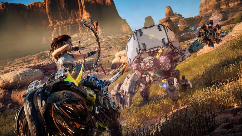 Horizon zero dawn direct hit