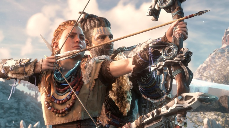Horizon Zero Dawn RAST AND ALOY Amsterdam Netherlands