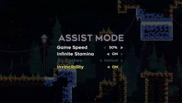 ASSIST MODE 2