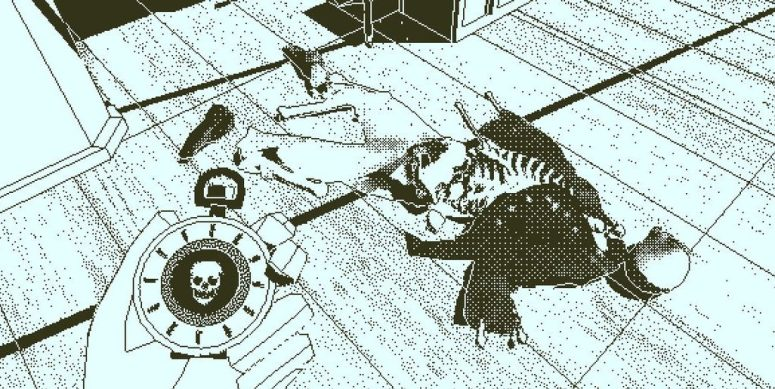 Return of the Obra Dinn Dragon Gaming game of the year 2018