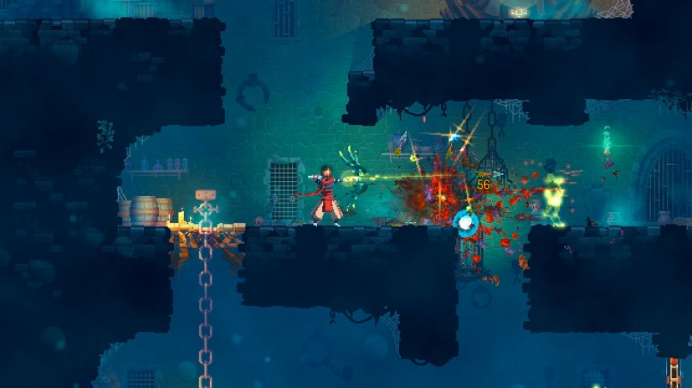 dead cells Dragon Gaming game of the year 2018